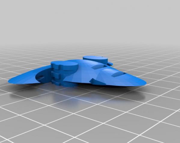 游戏《Ill Gotten Games》中战舰模型 3D模型  图3