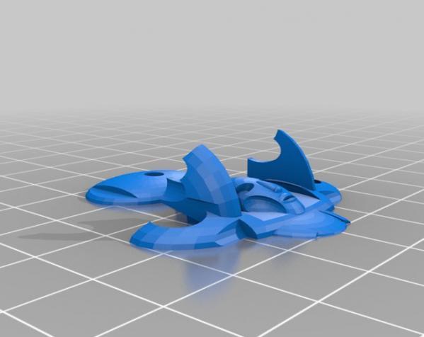 游戏《Ill Gotten Games》中战舰模型 3D模型  图4