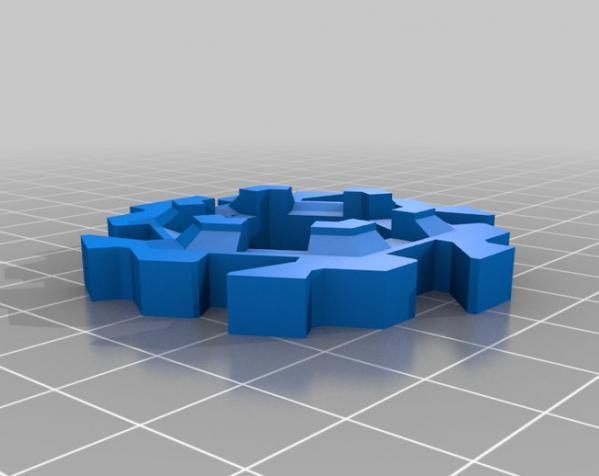 战略游戏模型MUSE Z-System 3D模型  图2