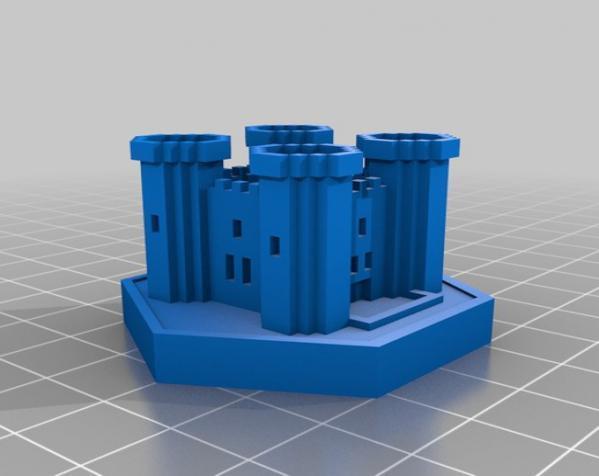 战略游戏模型MUSE Z-System 3D模型  图17