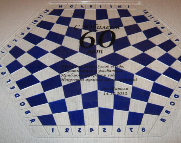 三人国际象棋 3D模型  图5