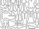 三人国际象棋 3D模型 图15