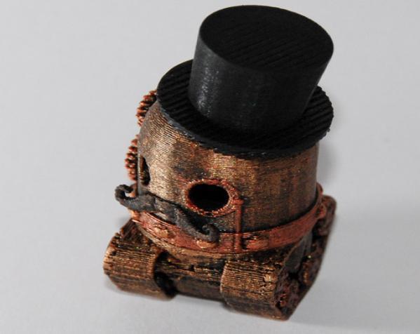 朋克风的吃豆人 3D模型  图2