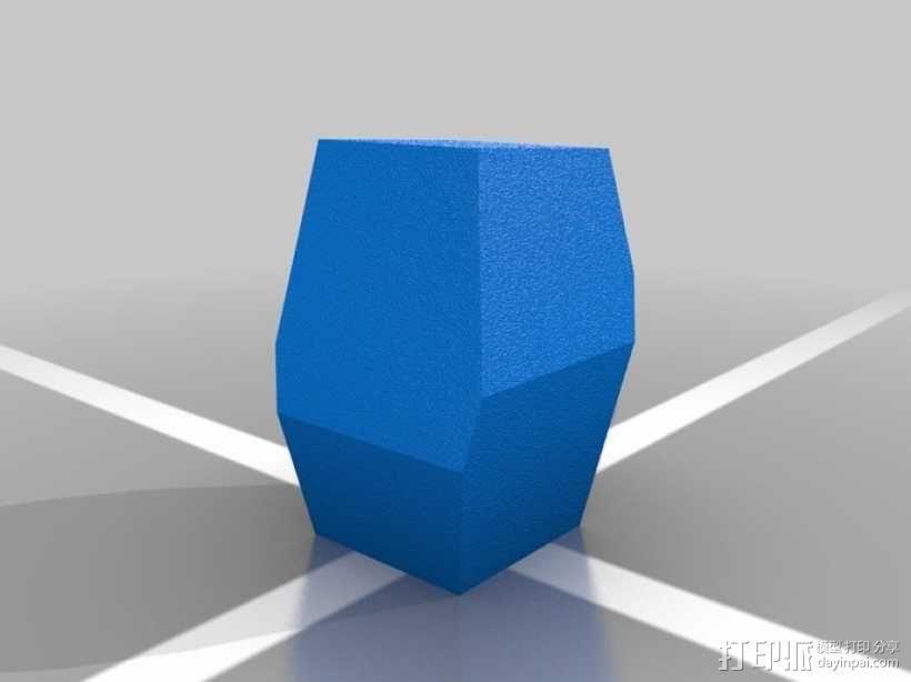 方块游戏模型 3D模型  图4