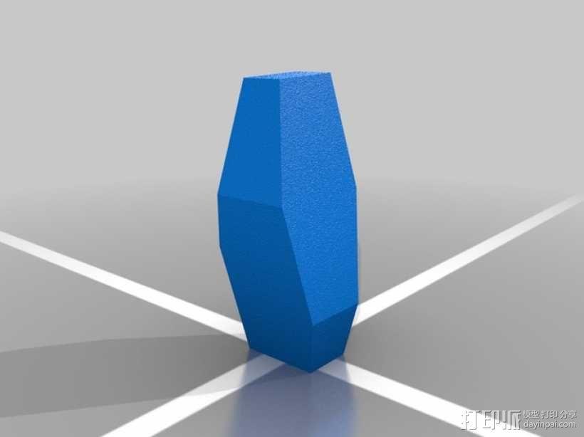 方块游戏模型 3D模型  图3