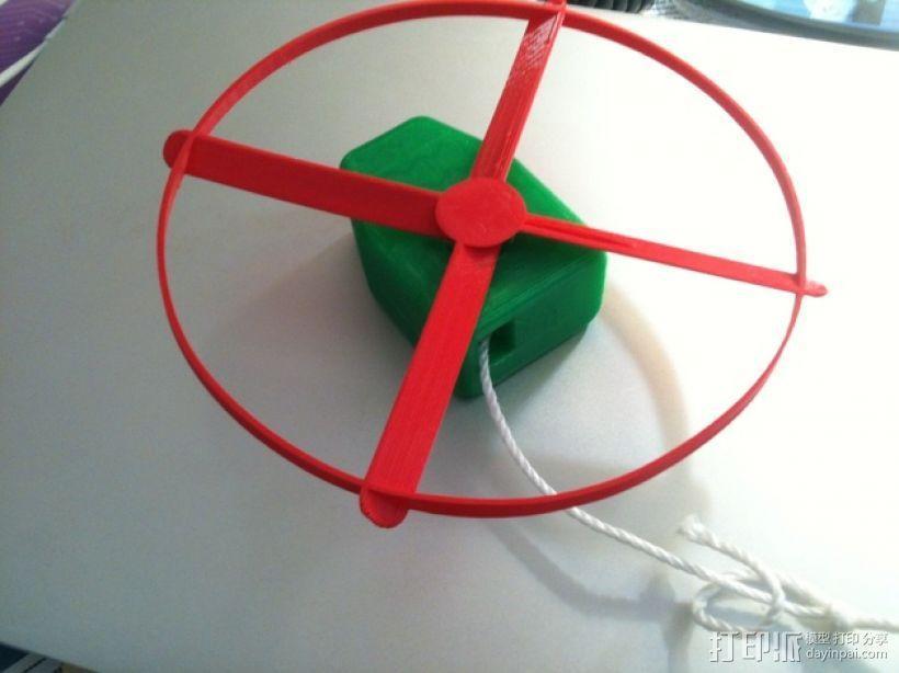 旋转机模型 3D模型  图1