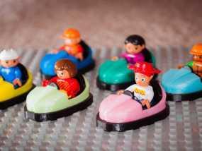 碰碰车 3D模型