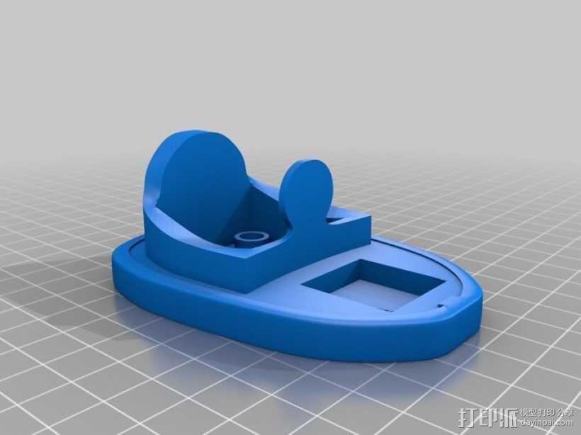 碰碰车 3D模型  图7