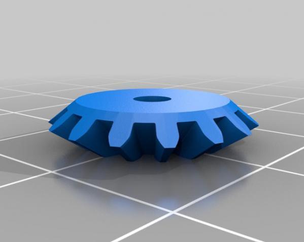 1:10遥控差速器 3D模型  图4
