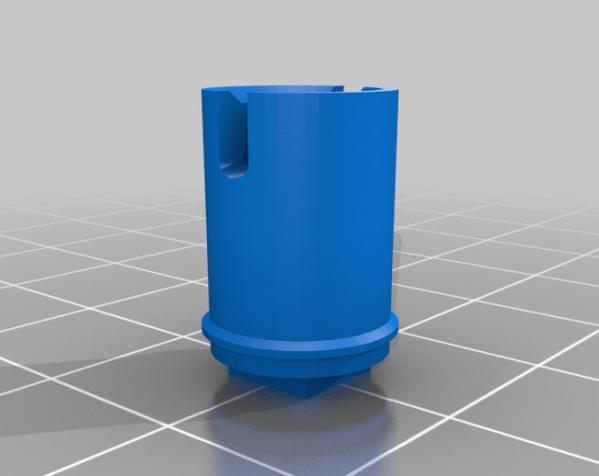 1:10遥控差速器 3D模型  图6