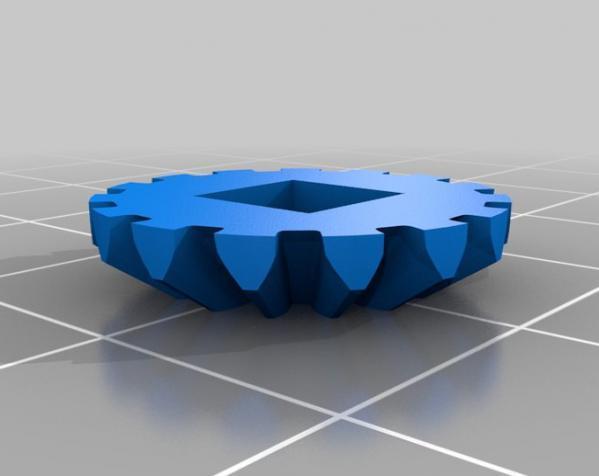 1:10遥控差速器 3D模型  图7