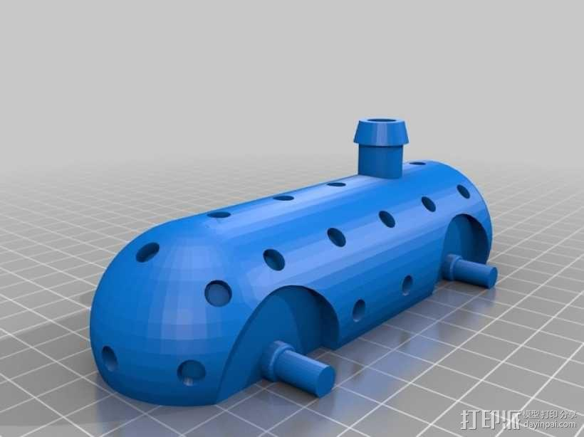 Airprop玩具车 3D模型  图1