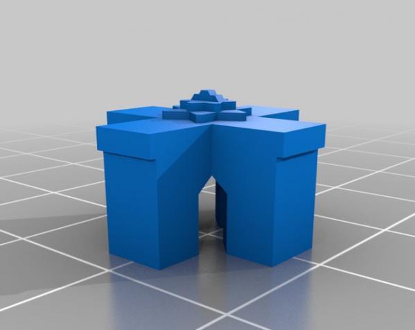 礼物盒 3D模型  图5