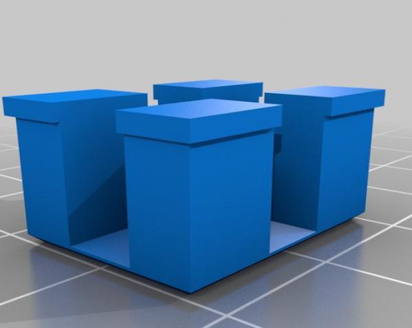 礼物盒 3D模型  图4