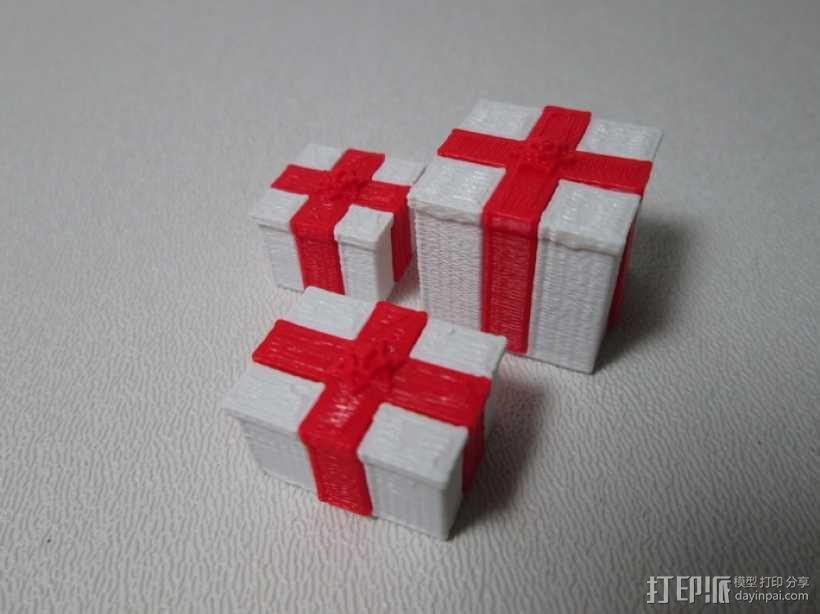 礼物盒 3D模型  图7