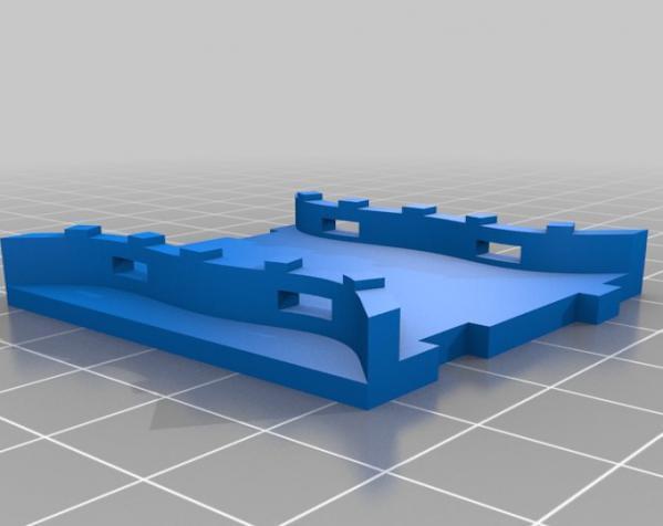 桌游《Carcassonne》模型 3D模型  图4