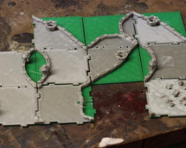 桌游《Carcassonne》模型 3D模型  图3