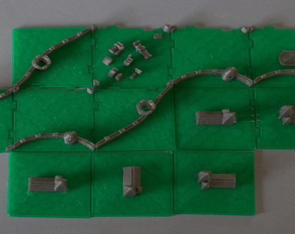 桌游《Carcassonne》模型 3D模型  图6