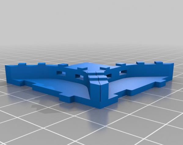 桌游《Carcassonne》模型 3D模型  图17