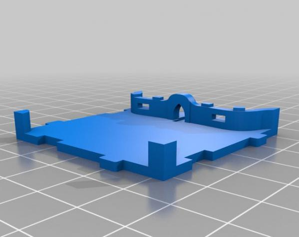 桌游《Carcassonne》模型 3D模型  图16