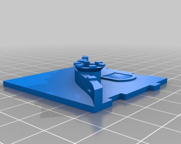 桌游《Carcassonne》模型 3D模型  图18