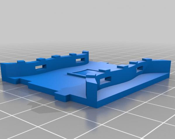 桌游《Carcassonne》模型 3D模型  图21