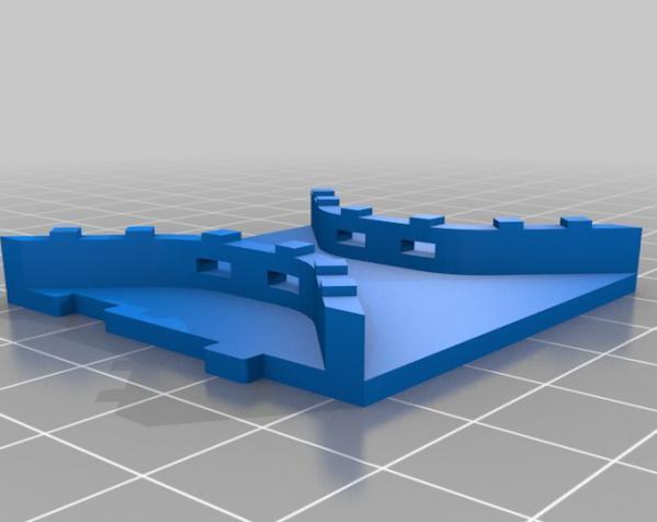 桌游《Carcassonne》模型 3D模型  图22