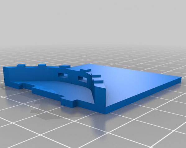 桌游《Carcassonne》模型 3D模型  图23