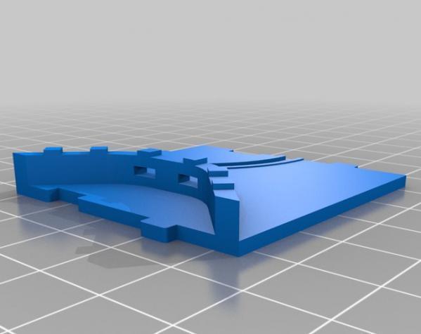 桌游《Carcassonne》模型 3D模型  图24