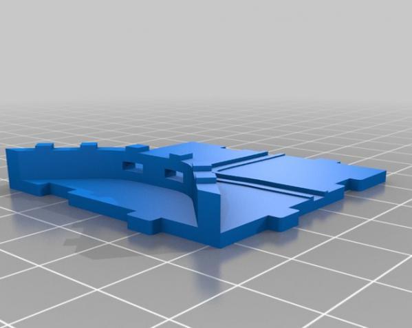 桌游《Carcassonne》模型 3D模型  图27