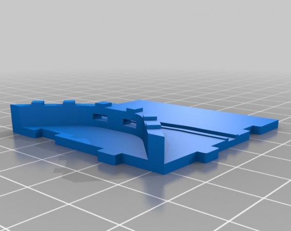 桌游《Carcassonne》模型 3D模型  图25