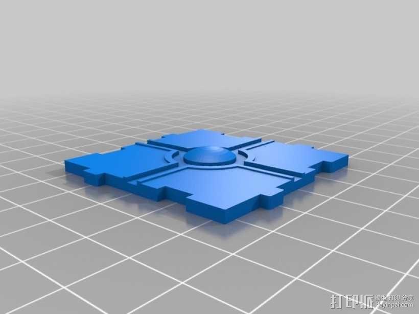 桌游《Carcassonne》模型 3D模型  图30