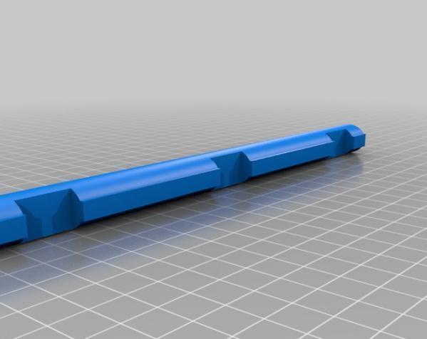 Lincoln积木模型 3D模型  图3