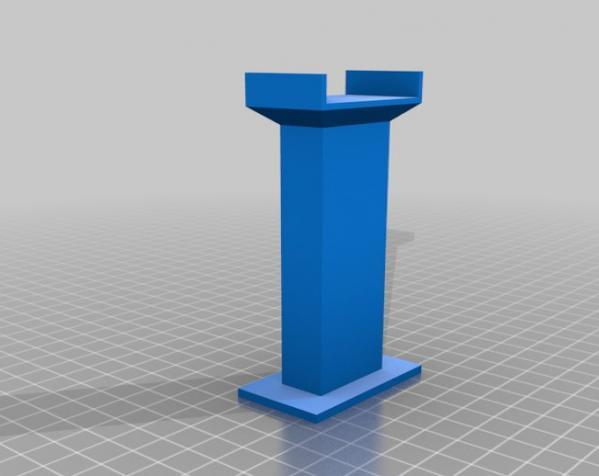 木质火车轨道 3D模型  图4
