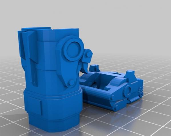 战神金刚 3D模型  图7
