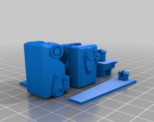 战神金刚 3D模型  图11