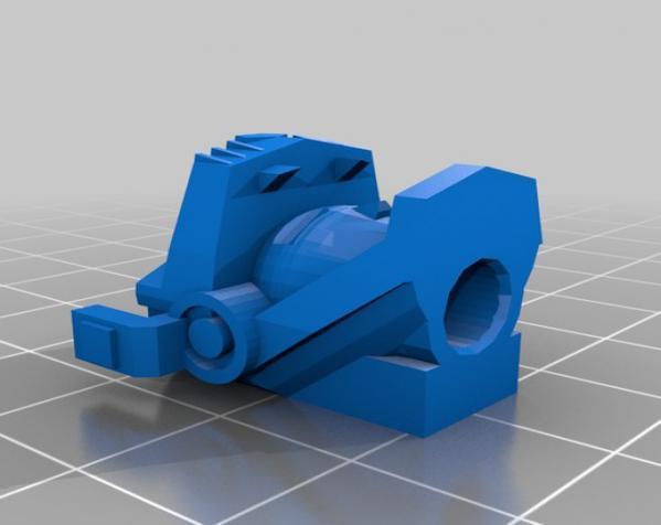 战神金刚 3D模型  图10