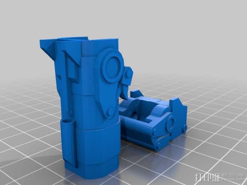 战神金刚 3D模型  图12