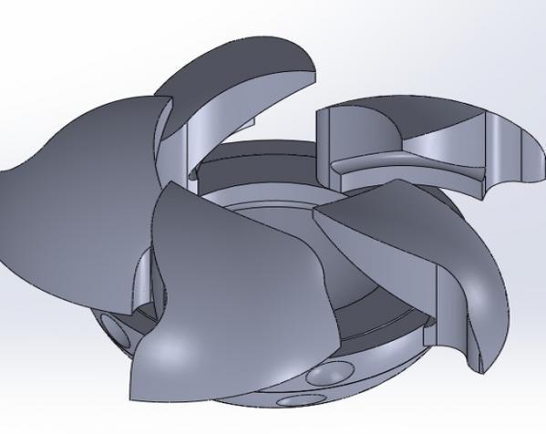 Iris球 3D模型  图4