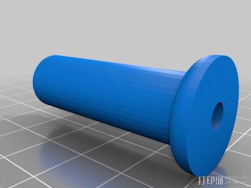 机械式读卡器 3D模型  图11