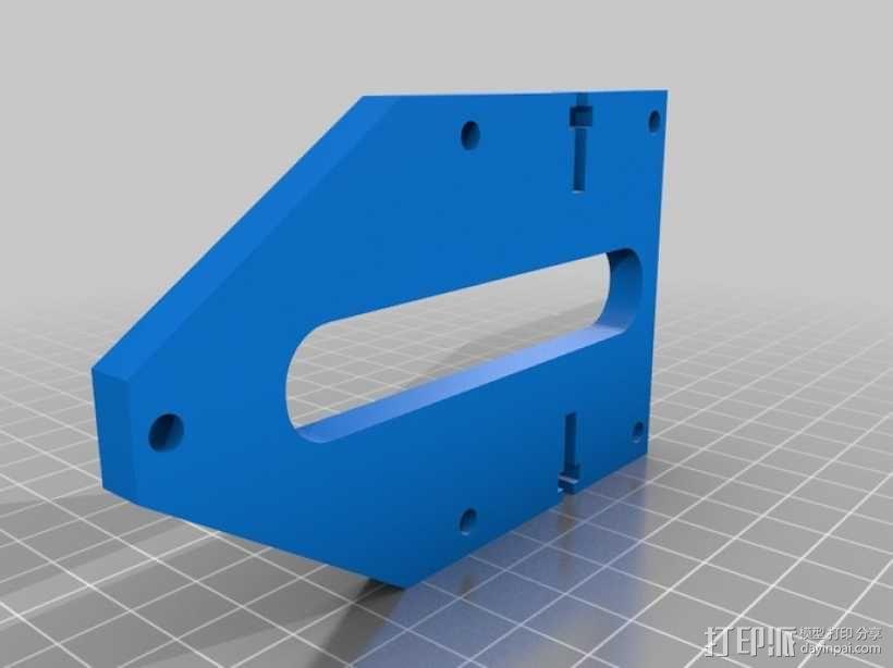 机械式读卡器 3D模型  图14