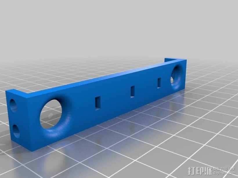 机械式读卡器 3D模型  图16