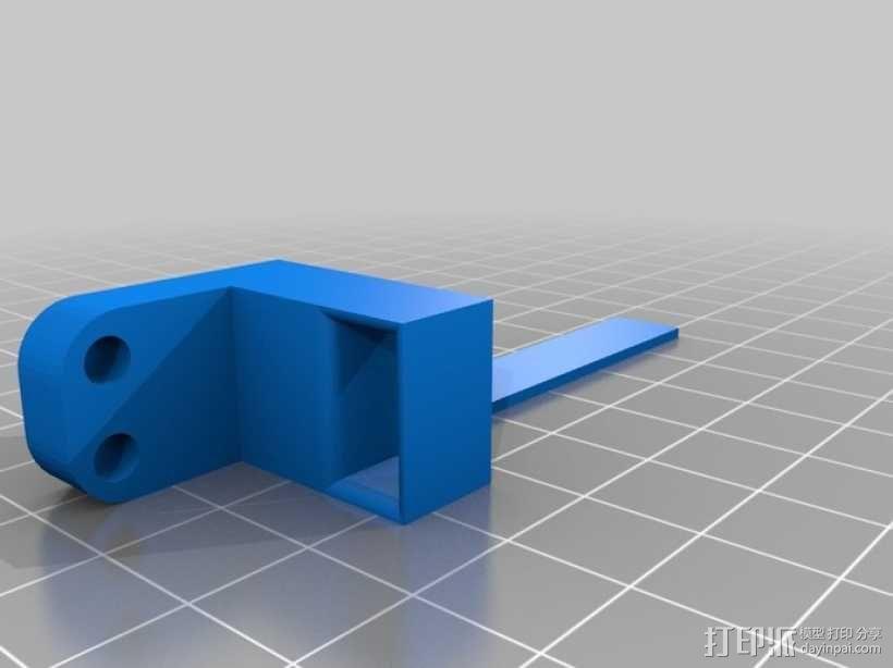 机械式读卡器 3D模型  图20
