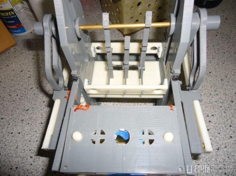 机械式读卡器 3D模型  图23