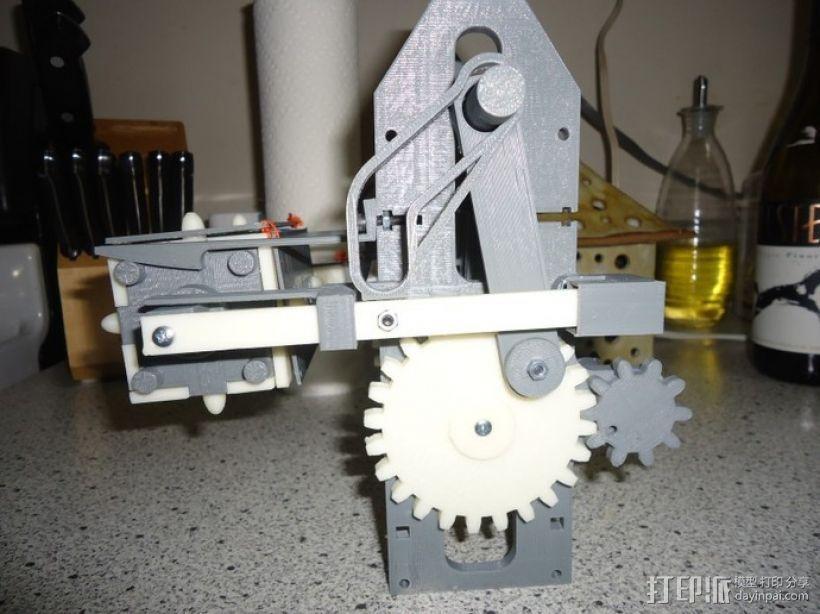 机械式读卡器 3D模型  图24