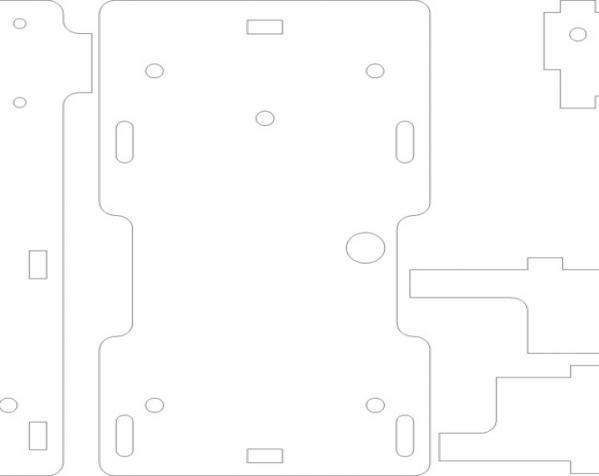 Romo 2 3D模型  图2