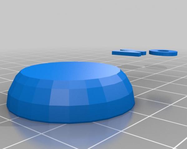 溜溜球 3D模型  图4