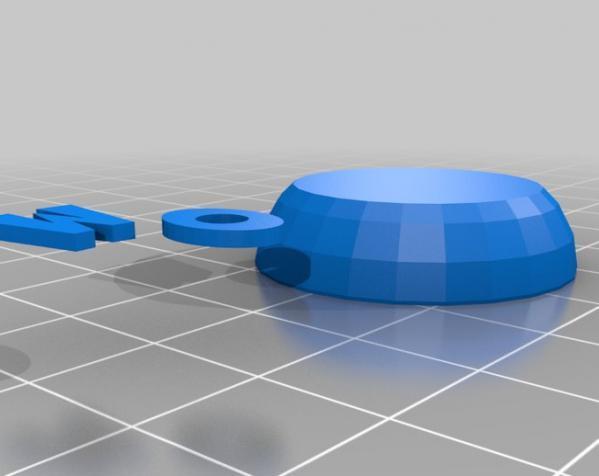 溜溜球 3D模型  图5