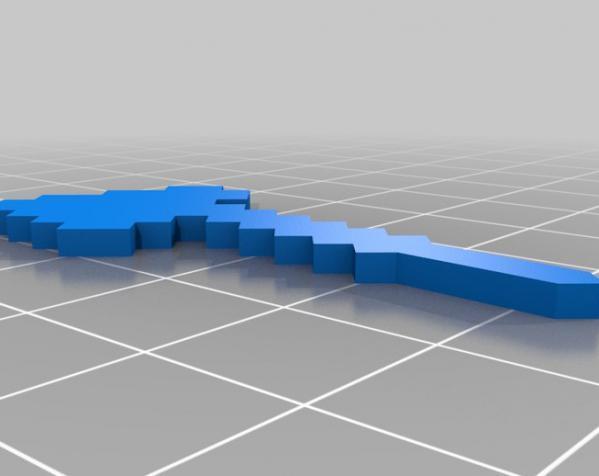 游戏《MineCraft》玩偶 3D模型  图9