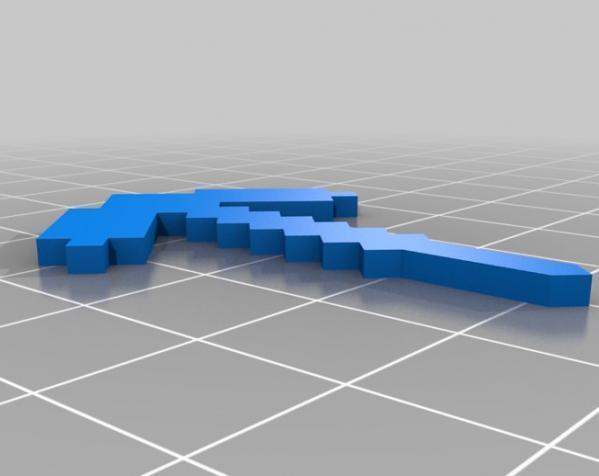 游戏《MineCraft》玩偶 3D模型  图12